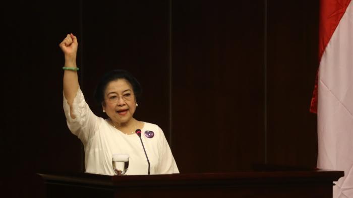 Megawati: Saya Bilang ke Presiden, Bikin Perppu