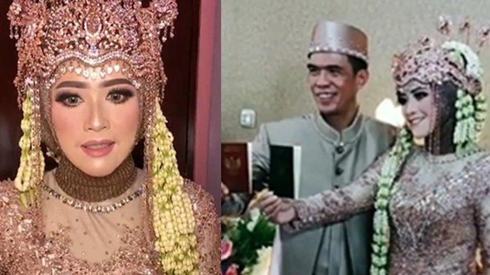 Meggy Wulandari Resmikan Pernikahan dengan Pengusaha Kaya, Tepat di Hari Kiwil Digugat Cerai Rohimah