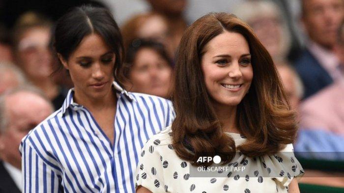 Meghan Markle Sebut Kate Middleton Membuatnya Menangis Jelang Pernikahan, Gara-gara Gaun Bridesmaid