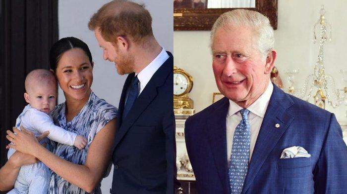 Sebuah sumber istana mengatakan Pangeran Charles ingin mempertahankan Harry dan Meghan sebagai anggota keluarga Kerajaan Inggris.