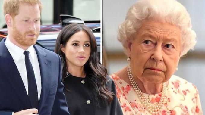 Meghan Markle dan Pangeran Harry Dinilai Merendahkan Ratu karena Pemilihan Nama Putri Mereka
