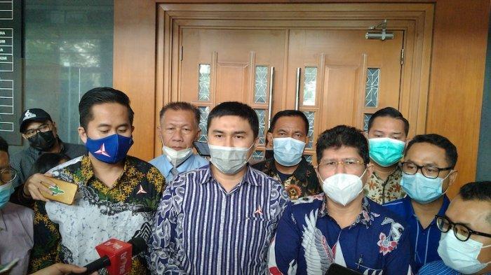 Kubu AHY Minta Hakim Gugurkan Gugatan Jika Moeldoko Cs Mangkir Lagi