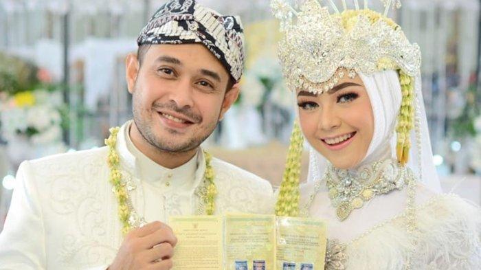 Sebulan Setelah Lamaran, Aktor Meidian Maladi Resmi Nikahi Gina Fitri, Intip Foto-foto Pernikahannya
