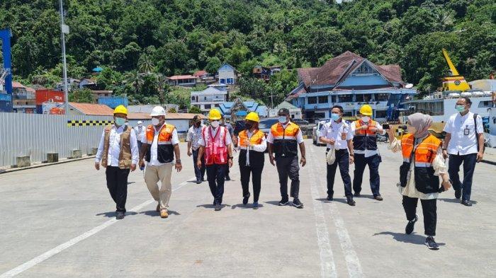 Melalui Sinergi Tol Laut dan Angkutan Multimoda, Kemenhub Tekan Disparitas Harga di Papua