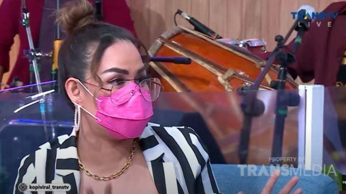 Melaney Ricardo dalam tayangan YouTube Trans Tv