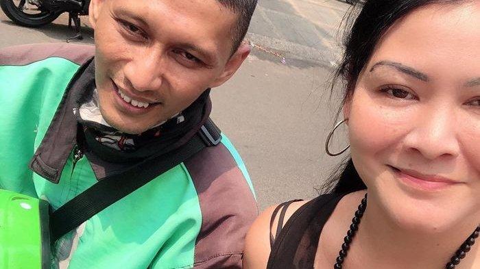 Kisah Melanie Subono yang Ubah Hidup Seorang Driver Ojol karena Bantuannya 23 Tahun yang Lalu
