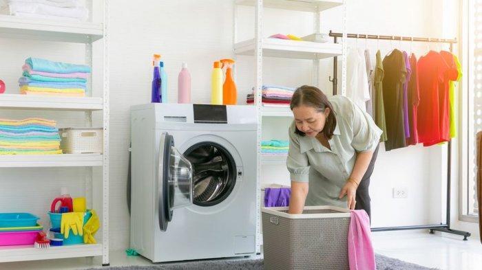 Pilihan Tempat Meletakkan Mesin Cuci di Rumah, Salah Satunya di Dekat Dapur
