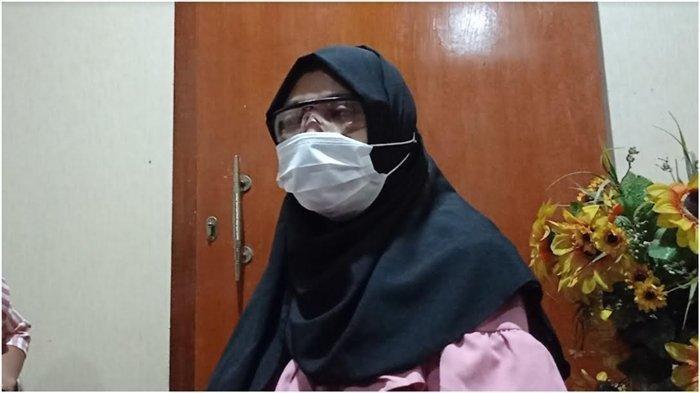 Meli Handayani (27) guru TK Darusalam Desa Sumber Jaya Kabupaten OKUT Sumsel ya