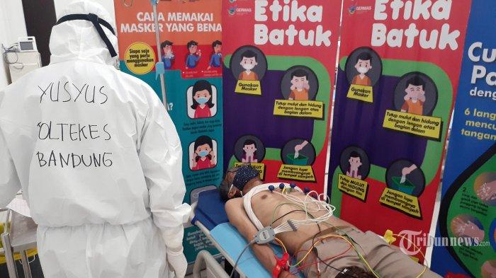 Update Corona di Indonesia 4 Mei 2020:Jakarta Tak Lagi Jadi Provinsi Penyumbang Kasus Baru Tertinggi