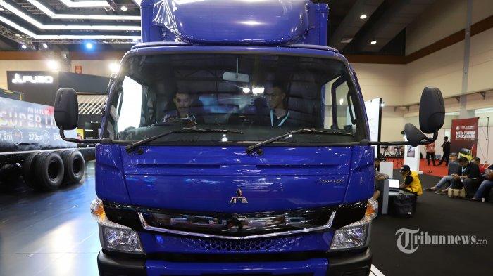 Mitsubishi Fuso Pakai Cara Ini untuk Pertahankan Posisi Market Leader