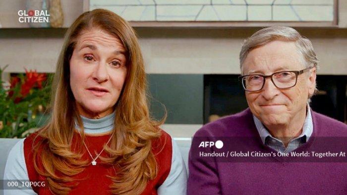 BREAKING: Pendiri Microsoft Bill Gates Umumkan Bercerai setelah 27 Tahun Menikah
