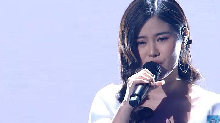 Melisa Hartanto Tereliminasi di Empat Besar Indonesian Idol Special Season