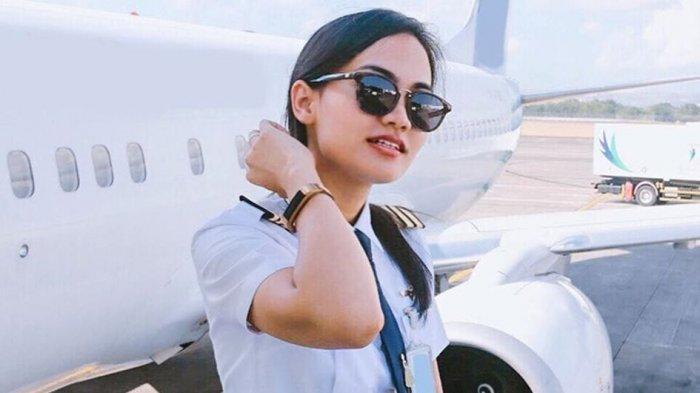 Kisah Mellisa Anggiarti, Pilot Perempuan Indonesia yang Bangkit dari Demotivasi