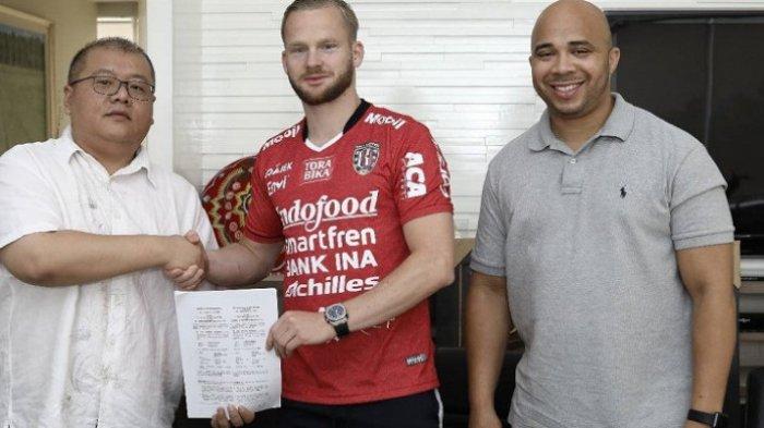 Susunan Pemain Persija Vs Bali United: Marko Simic dan Melvin Platje Jadi Starter