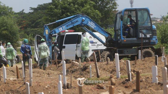 Per 15 Desember: Kematian Akibat Covid-19 Di Indonesia Hampir Mencapai 20 Ribu Kasus