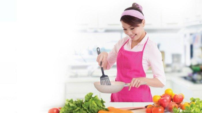 Peralatan Masak Pengaruhi Kualitas Makanan