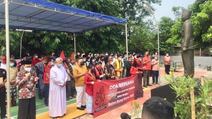 Bulan Bung Karno, Djarot Saiful Hidayat Buka Kursus Pancasila