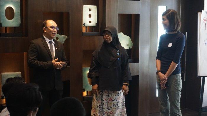 Memasuki Bulan Ramadhan dengan Menggandeng Kaum Disabilitas di Hotel Santika Premiere Slipi Jakarta