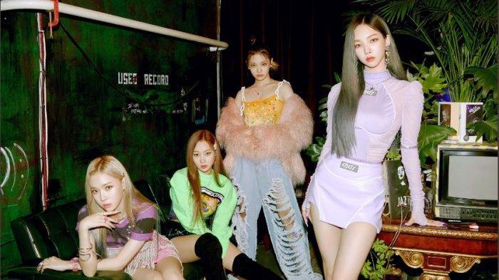 SM Entertainment Konfirmasi Kabar Kembalinya Aespa Mei Ini