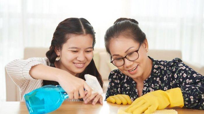 Cara Membersihkan Rumah setelah Digunakan Isolasi Mandiri Menurut CDC