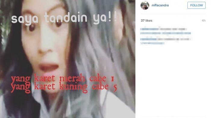 Dua Hastag di Instagram Ini Isinya Meme Kocak Mem-bully Sonya Depari