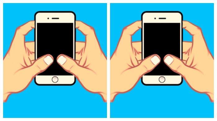 4 Cara Memegang dan Menggenggam Ponsel Ini, Ternyata Bisa Ungkap Sisi Kepribadian Tersembunyimu
