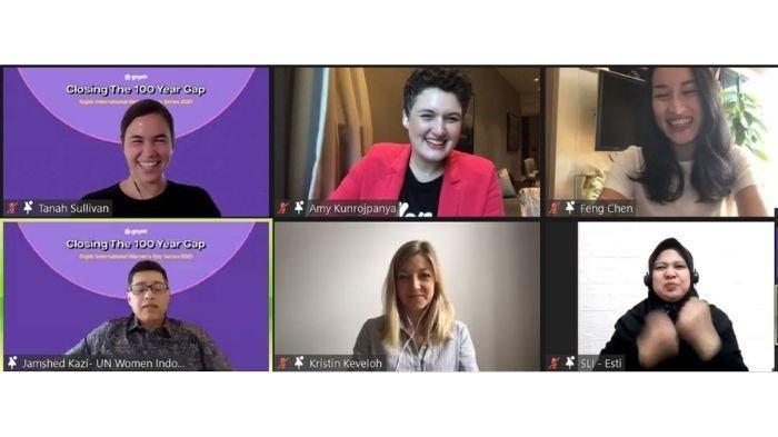 Gojek Bangun Kelompok Sumber Daya Karyawan Perempuan Pertama Untuk Menangani Kesetaraan Gender