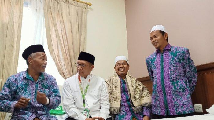 Jemaah Haji Minta Sarapan Nasi ke Menteri Agama