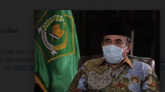 Menag Soroti Kerumunan Pengajian di Banten, Minta Tokoh Agama Lebih Arif saat Pandemi Covid-19