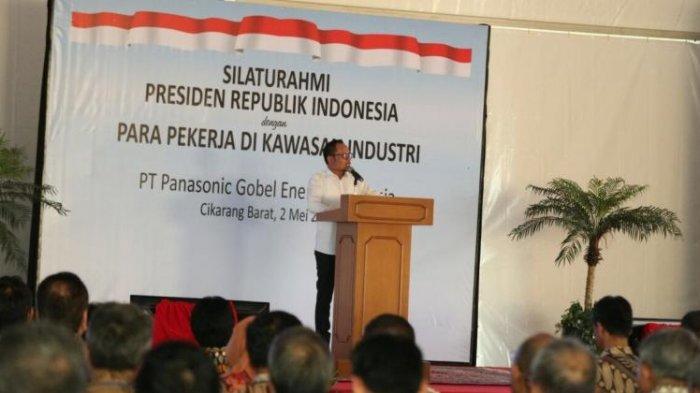Menaker Hanif: Iklim Investasi Kondusif Ciptakan Lapangan Pekerjaan