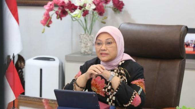 Menaker Ida: Pemerintah Terus Berkomitmen Lindungi Pekerja Perempuan