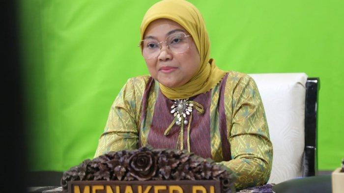 Menaker: Penting Peranan HRM Dukung Pemerintah Memajukan SDM