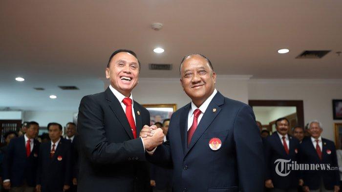 Isu Nepotisme di Tubuh PT LIB, Ketua Umum PSSI, Mochamad Irawan, Instruksikan Gelar Rapat Khusus