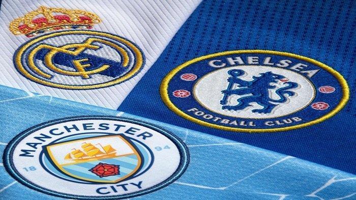 JADWAL Siaran Langsung Final Liga Champions: Peluang City Ukir Sejarah, Lawan Chelsea atau Madrid?