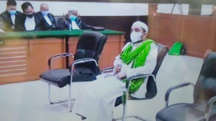 Tak Terima Divonis 1 Tahun Penjara, Menantu Rizieq Shihab dan Dirut RS UMMI Ajukan Banding
