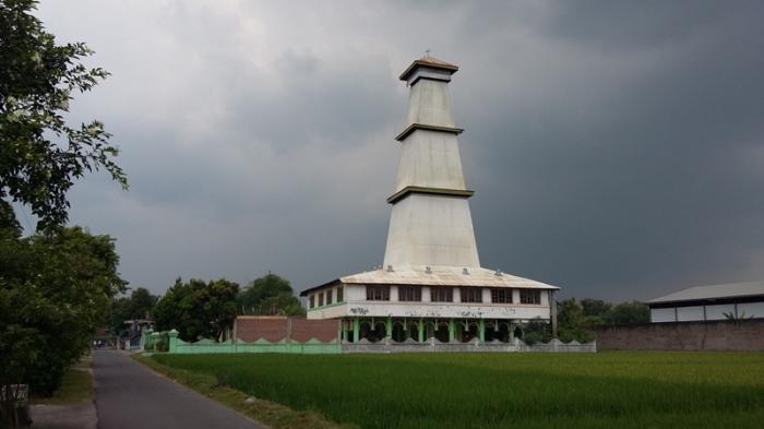 Masjid Ki Buyut Lankay, Masjid Unik yang Kini Jadi Ikon Kota Mojokerto