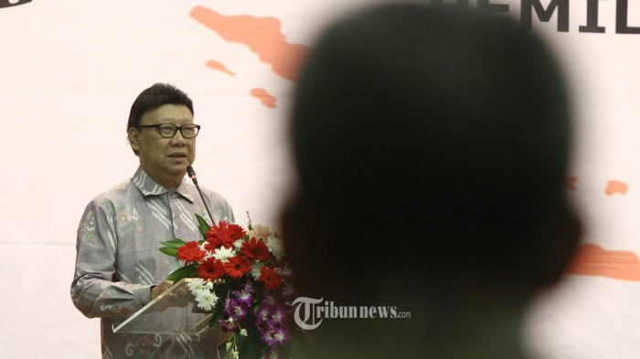 Mendagri Tjahjo Kumolo: Semua Pegawai Harus Taat Instruksi Presiden
