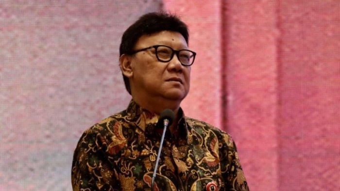 Mendagri Tanggapi Tindakan Wali Kota Tangerang Putus Aliran Air dan Listrik Kantor Kemenkumham