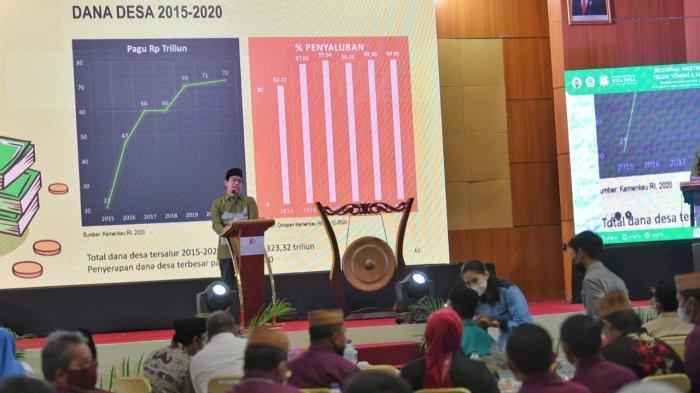 Gus Menteri Beber Pentingnya Pemutaakhiran Data Dalam Pembangunan Desa