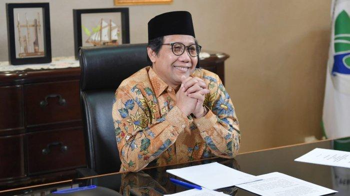 Menteri Desa, Pembangunan Daerah Tertinggal dan Transmigrasi, Abdul Halim Iskandar menjadi Keynote Speaker dalam Acara Webtalk Majelis Ulama Indonesia di Hari Anak Nasional 2021 dengan Tema
