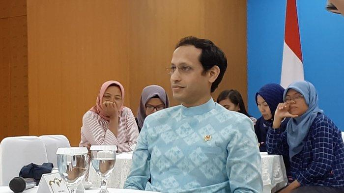 Nadiem Janjikan, Draft Cetak Biru Pendidikan Nasional Rampung Dibuat dalam 6 Bulan