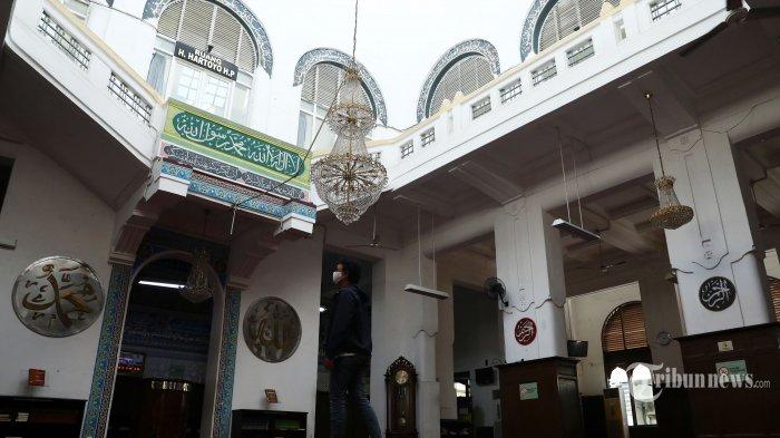 Kiblat Miring 15 Derajat Masjid Cut Meutia