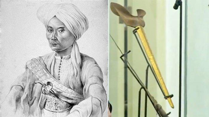 Mengenal Lebih Dekat Keris Peninggalan Pangeran Diponegoro, dari Makna Filosofis hingga Simbolis