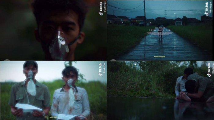 Kenang Tragedi Jatuhnya Sriwijaya Air SJ 182, Pria Ini Buat Video Selama Tiga Hari