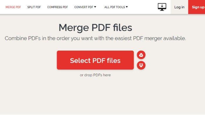 Begini Cara Mudah Menggabungkan File Pdf Tanpa Menggunakan Aplikasi Tribunnews Com Mobile