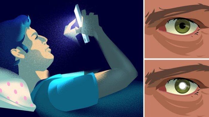 8 Kebiasaan Sehari-hari yang Dapat Merusak Kesehatan, di Antaranya Bermain Smartphone Sebelum Tidur