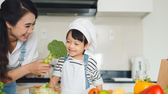 Rahasia Agar Nutrisi Anak Terpenuhi Selama Pandemi, Catat 3 Hal Penting Ini!