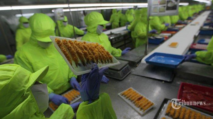 Sepanjang 2020, Perusahaan Pengolah Makanan Beku Berbasis Udang Catatkan Laba 10,2 Juta Dollar AS