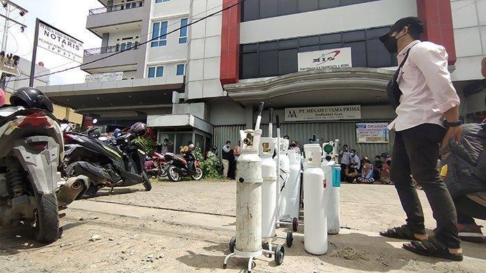 Stok Oksigen di RS Achmad Mochtar Bukittinggi Diperkirakan Hanya Bertahan Sampai Siang Ini