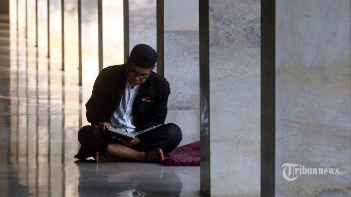 Doa Malam Lailatul Qadar, Lengkap dengan Ketentuan Melakukan Itikaf